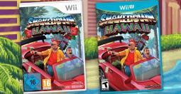 Shakedown: Hawaii sortira en version physique sur... WII et WII U !