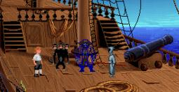 Loom and the Secret of Monkey Island, un nouveau crossover plein d'action !