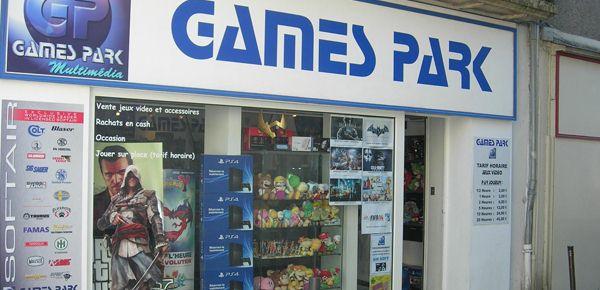 Games+park