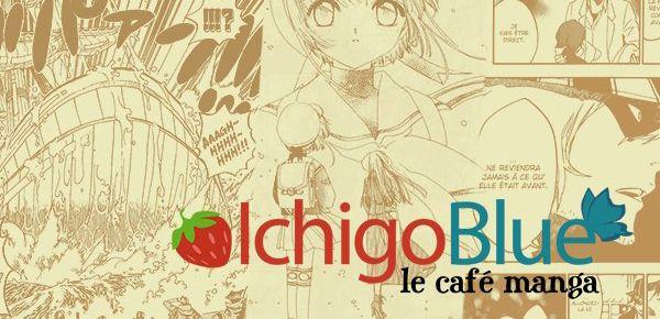Ichigo Blue - Café Manga