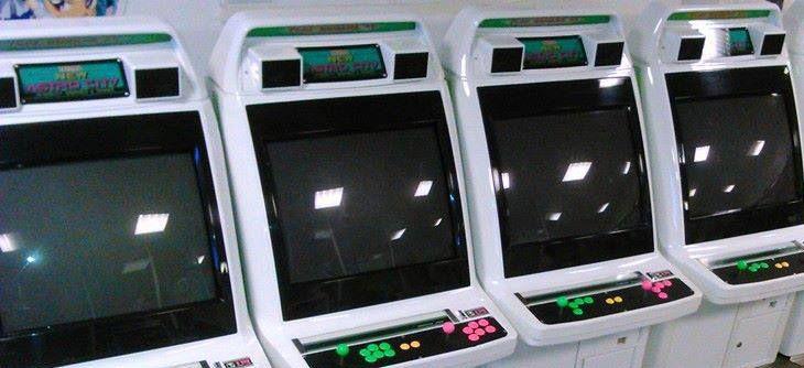Arcade.Am - spécialiste de la borne d'arcade japonaise