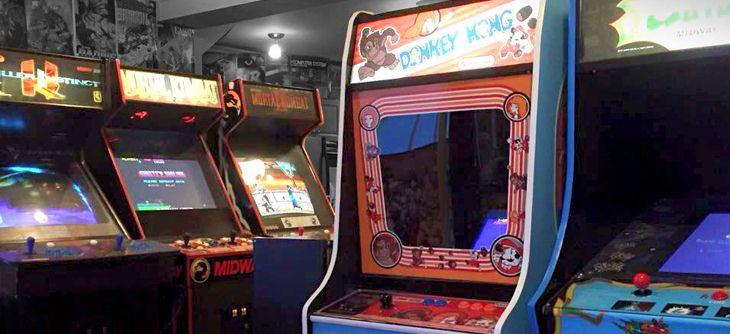 Arcade Retrogaming Montréal