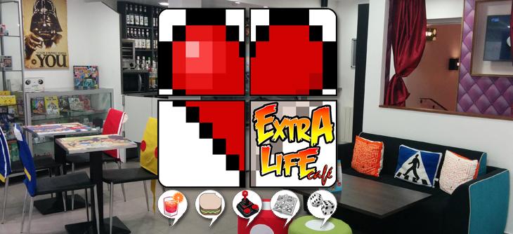 Extra Life Café