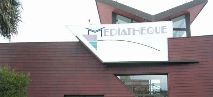 Médiathèque de Cavalaire-sur-Mer