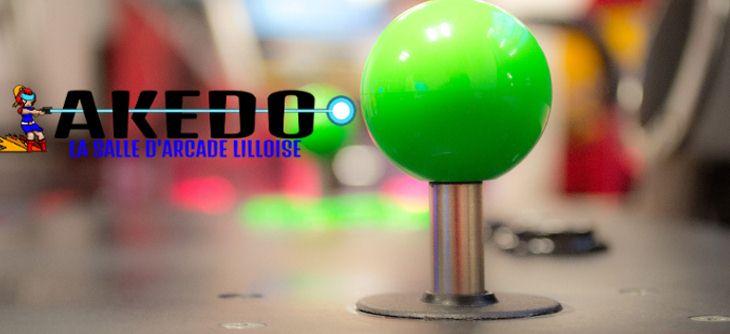 Akedo - salle d'arcade à Lille