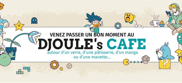 Djoule+s+cafe+-+Mangas+-+Video+games+-+Food