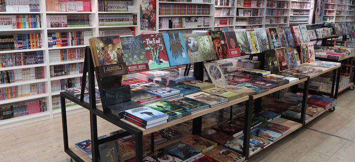 Au comptoir du rêve - bd manga jeux vidéo
